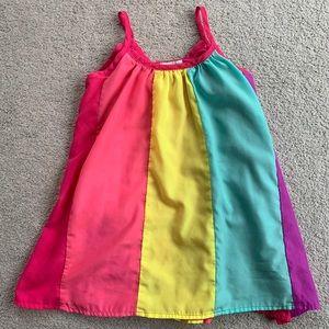 TCP silky rainbow dress